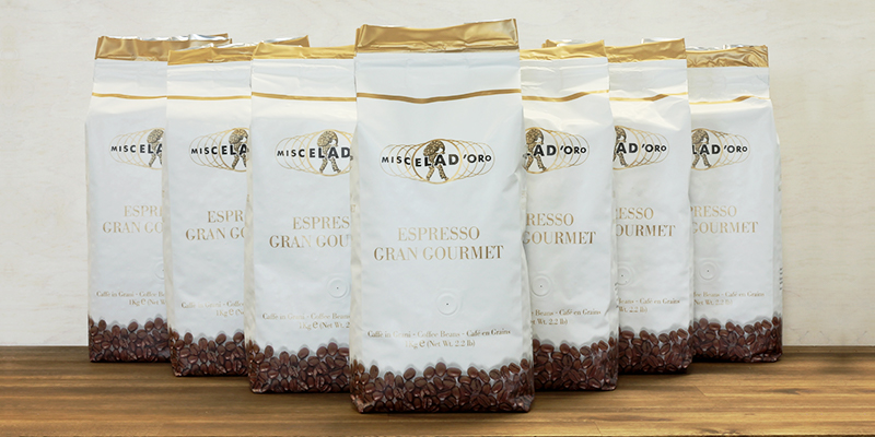 Coffee of the Month: Miscela d'Oro Gran Gourmet