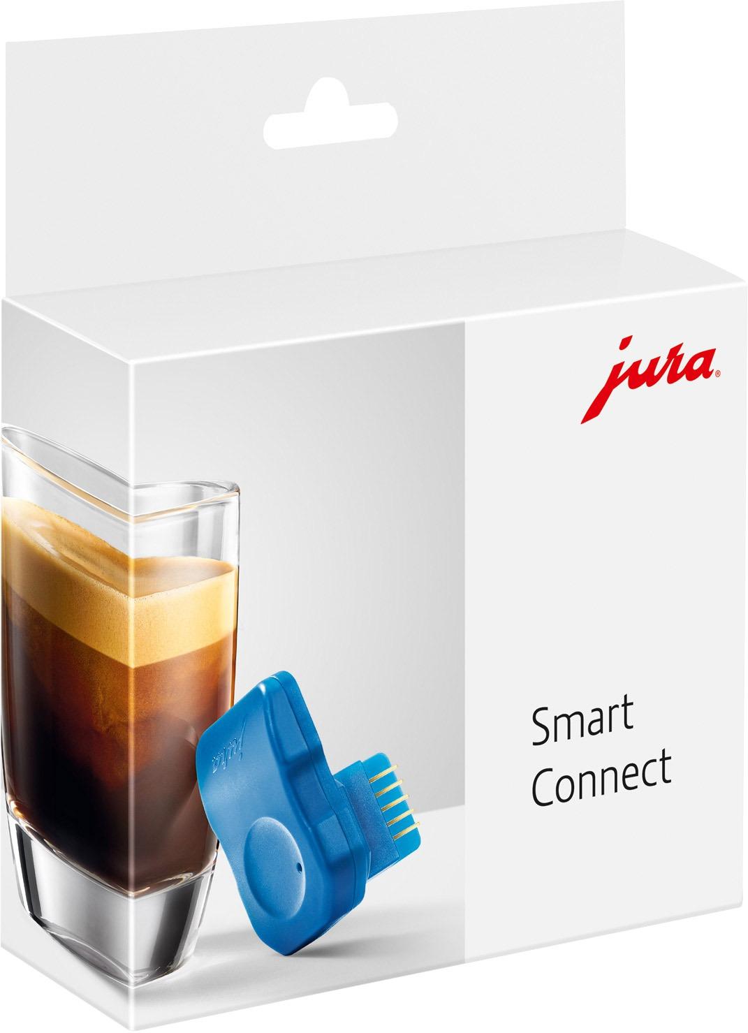 jura smart connect crema. Black Bedroom Furniture Sets. Home Design Ideas