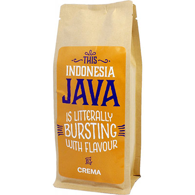 Crema Indonesia Java