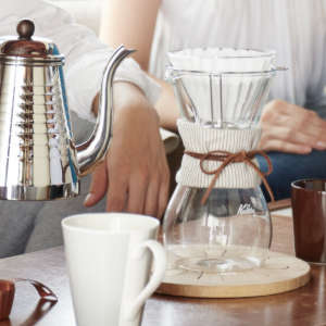Manual coffee equipment