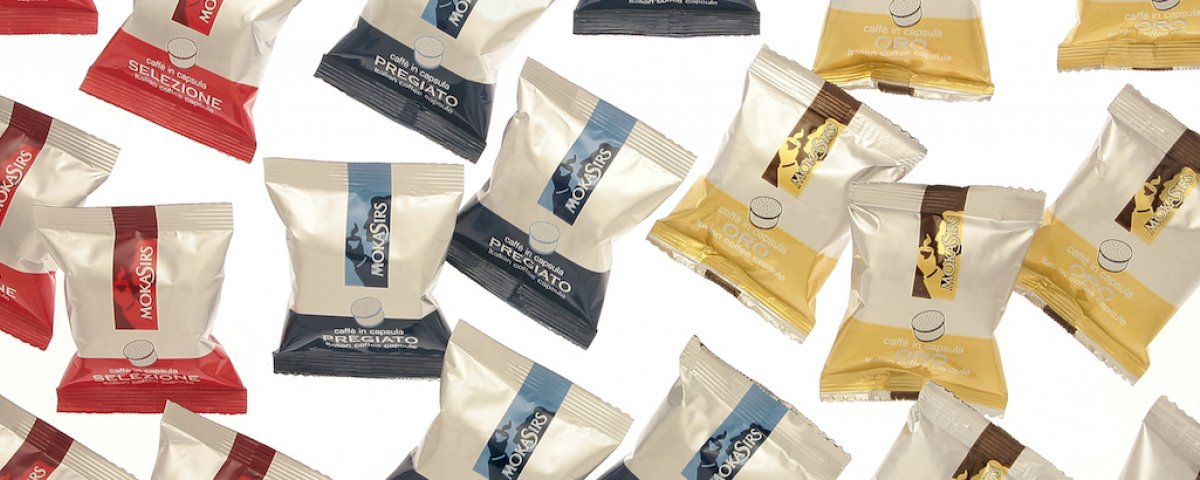 Lavazza Espresso Point Compatible Coffee Capsules