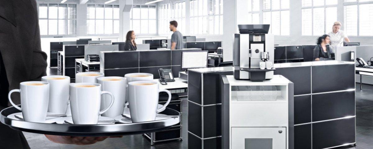 Kahviautomaatit työpaikalle