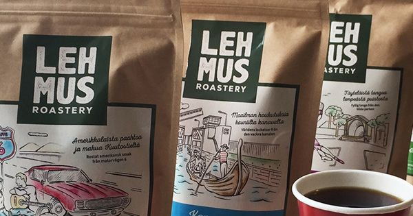 Lehmus Roastery Coffees