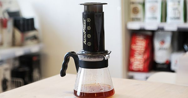 Brewing guide - prepare excellent coffee with your Aeropress