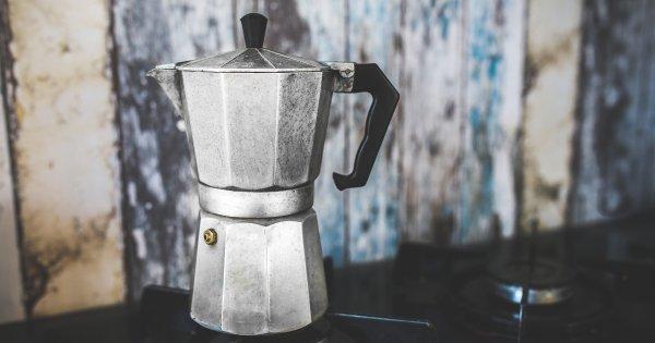 Näin valmistat kahvin mutteripannulla