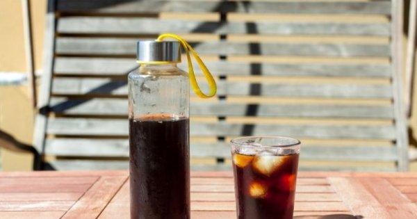 Eri tapoja valmistaa Cold Brew-kahvia