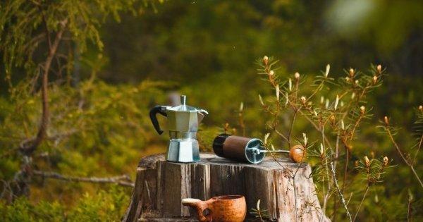 Ulkoilmakahvit - kahvitauko luonnossa ja retkellä
