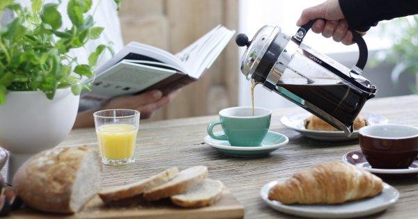 Valmista erinomaista kahvia pressopannulla