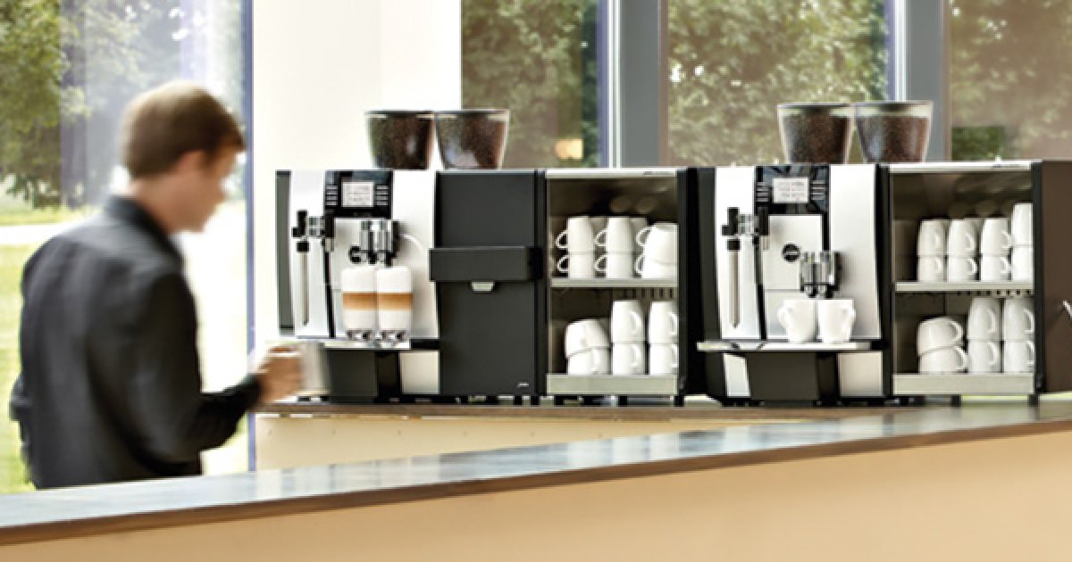 Coffee machines for offices / workplaces