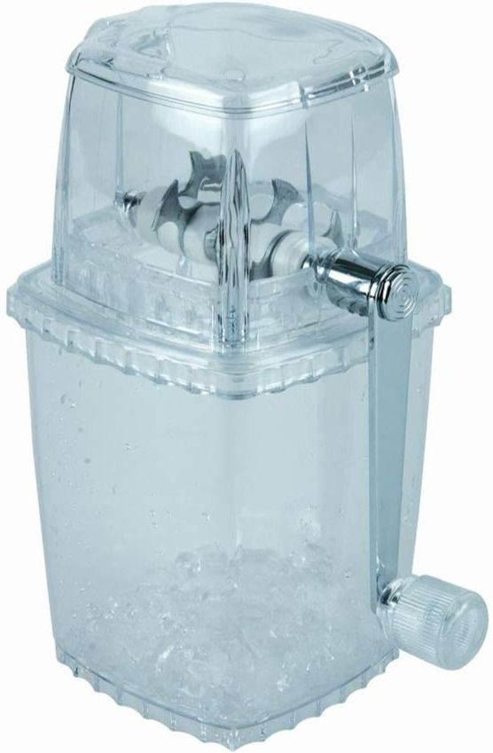 APS Ice Crusher, Clear