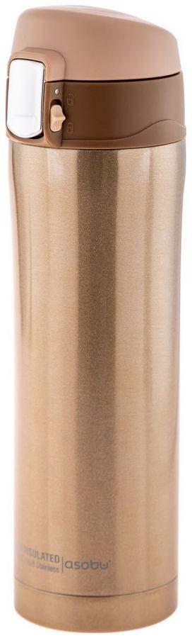 Asobu Diva termosmuki 450 ml, ruskea