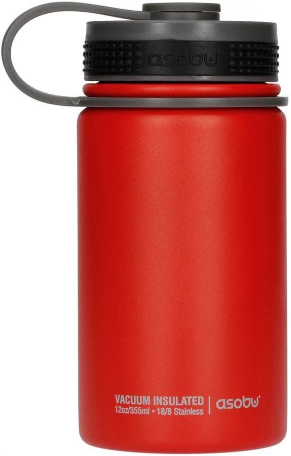Asobu Mini Hiker termospullo 355 ml, punainen