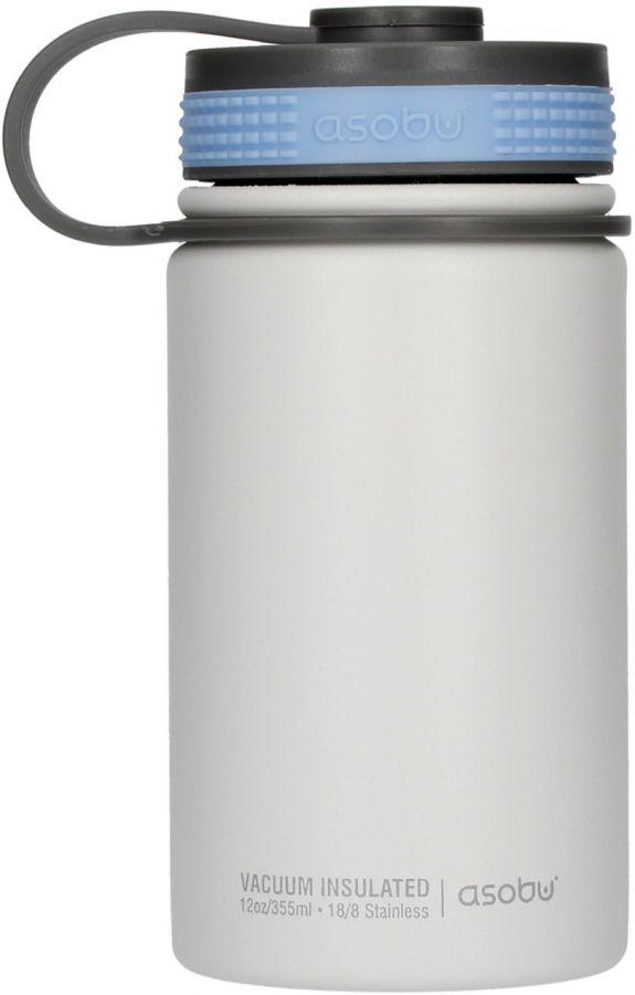 Asobu Mini Hiker termospullo 355 ml, valkoinen
