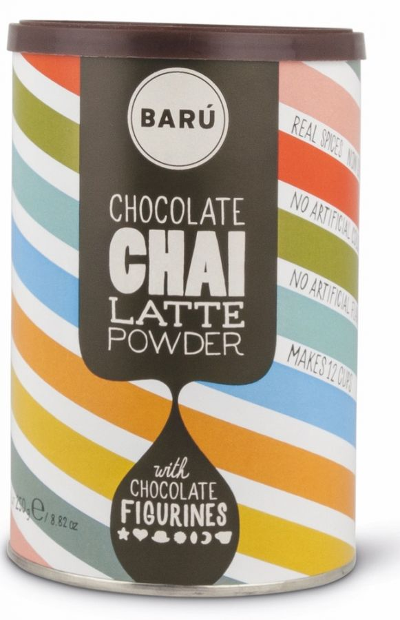 Barú Suklainen Chai Latte juomajauhe 250 g