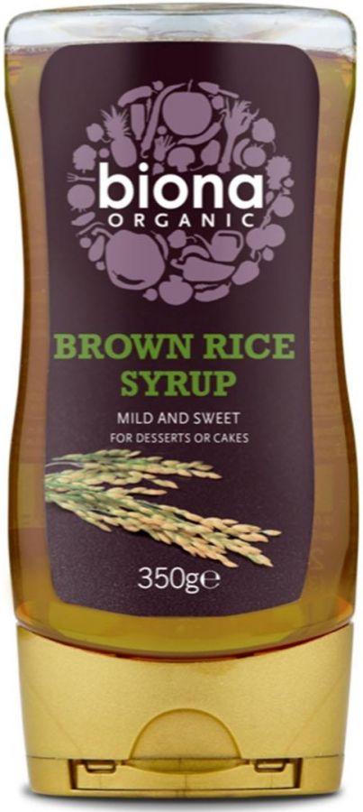 Biona Organic Riisisiirappi 350 g