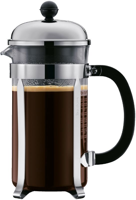 Bodum Chambord 8 Cup French Press Coffee Maker (1 litre)