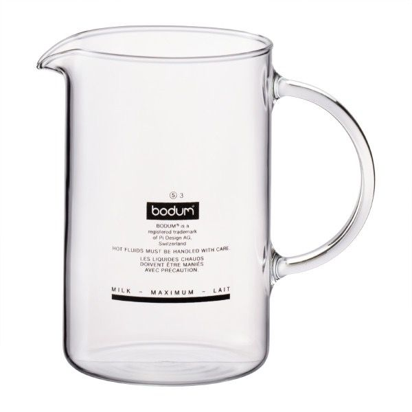 Bodum Spare Glass for Latteo Milk Frother 250 ml