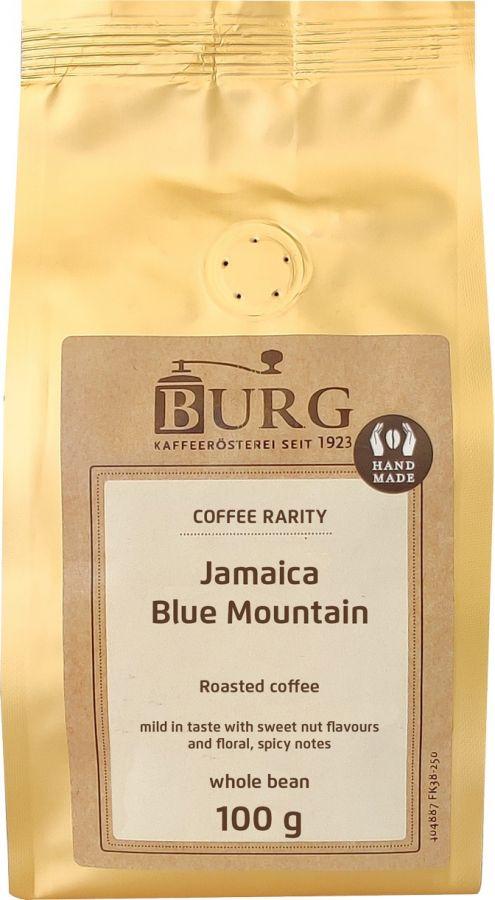 Burg Jamaica Blue Mountain 100 g kahvipapuja