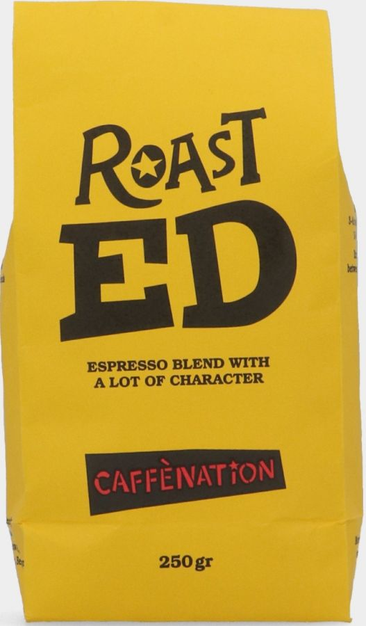 Caffènation Roast Ed kahvipavut 250 g