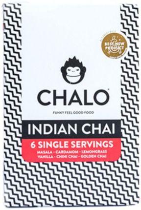 Chalo Chai Latte Discovery Box -maistelupakkaus