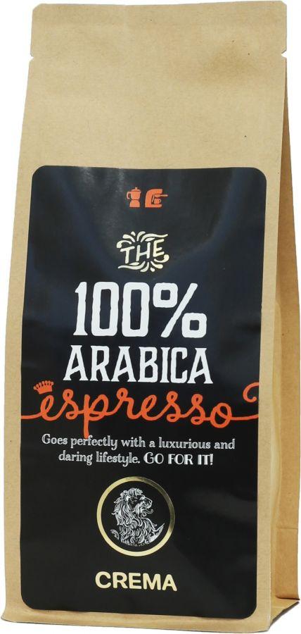 Crema Espresso 100 % Arabica 250 g