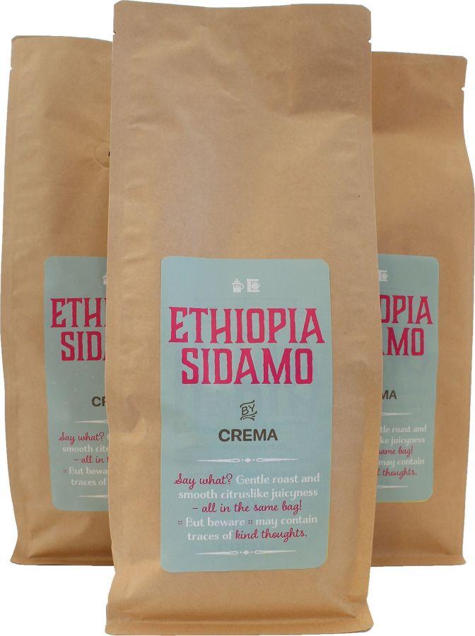 Crema Ethiopia Sidamo 3 kg