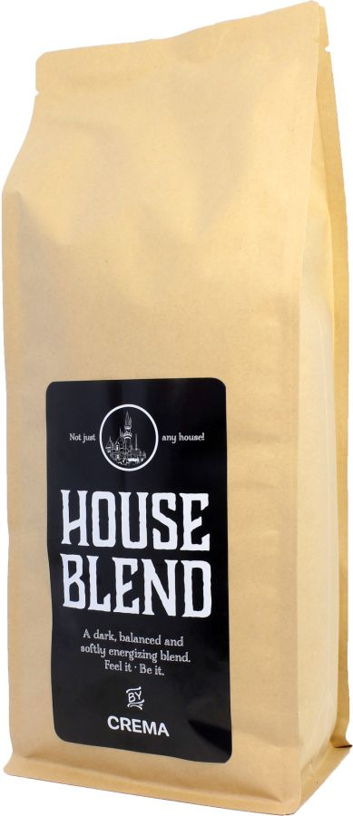 Crema House Blend 1 kg