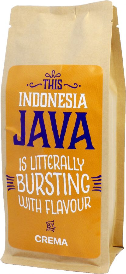 Crema Indonesia Java 250 g
