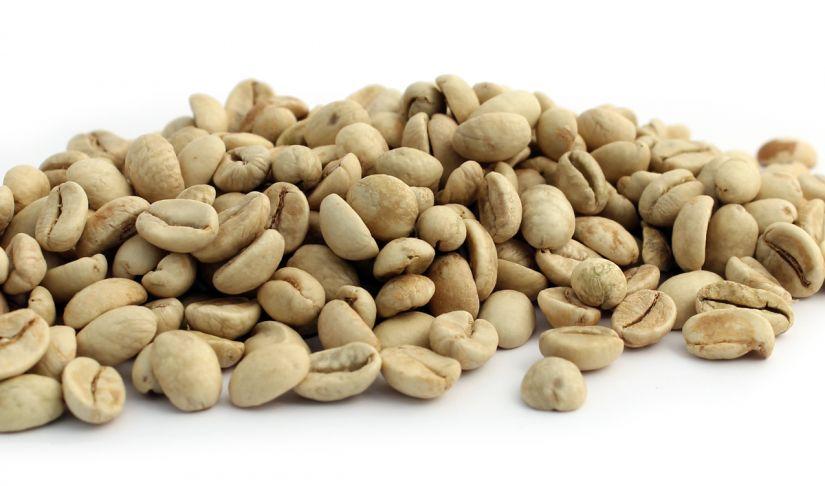 India Monsooned Malabar - Vihreät kahvipavut 1 kg