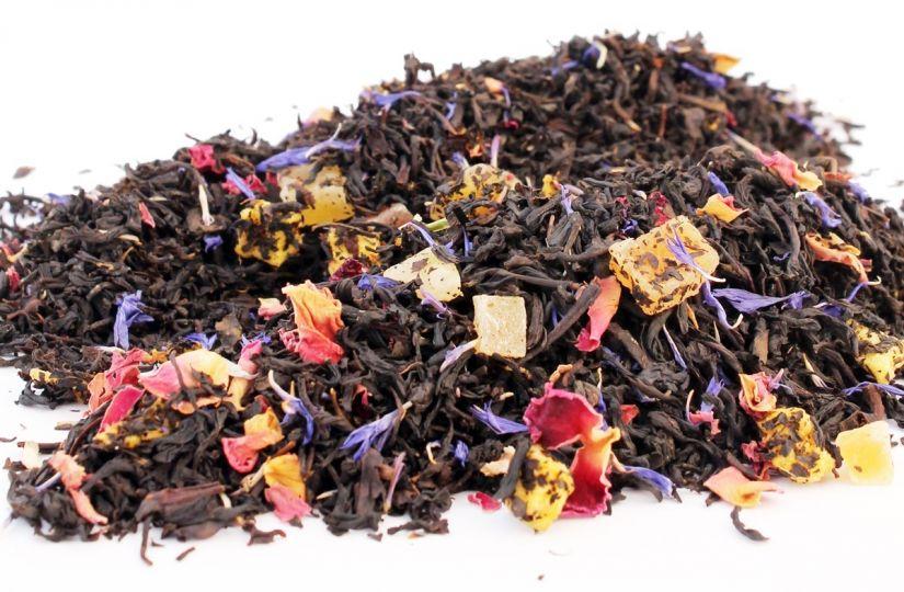Crema Black Tea Peachy Mango Papaya 800 g