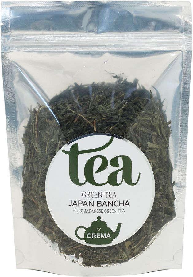 Crema Green Tea Japan Bancha 75 g