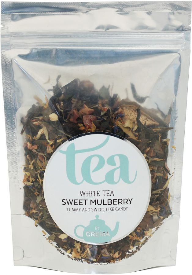 Crema White Tea Sweet Mulberry 75 g