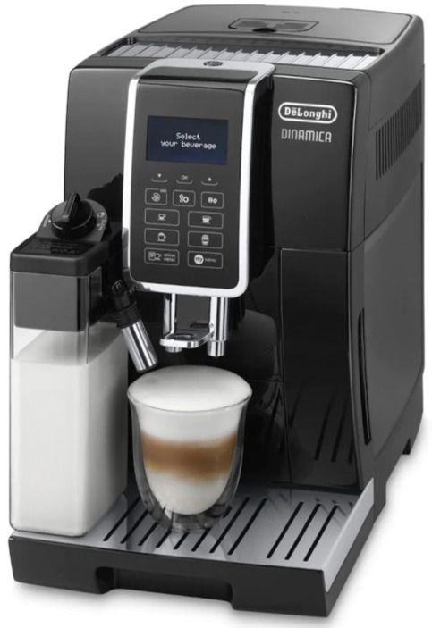 DeLonghi ECAM350.55.B Dinamica kahviautomaatti, musta