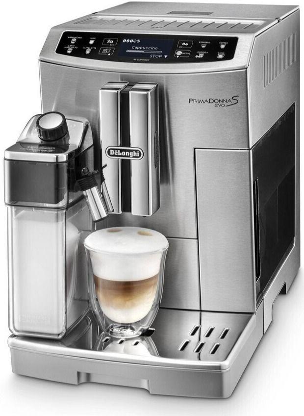 DeLonghi ECAM510.55.M PrimaDonna S Evo kahviautomaatti