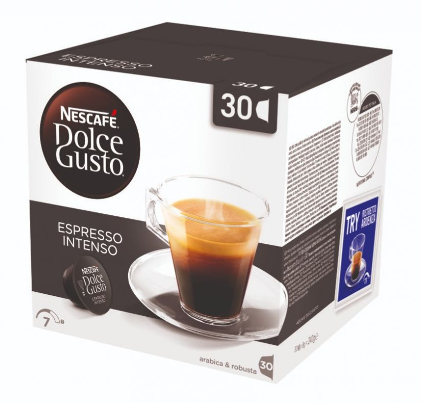 Dolce Gusto Espresso Intenso -kahvikapselit 30 kpl