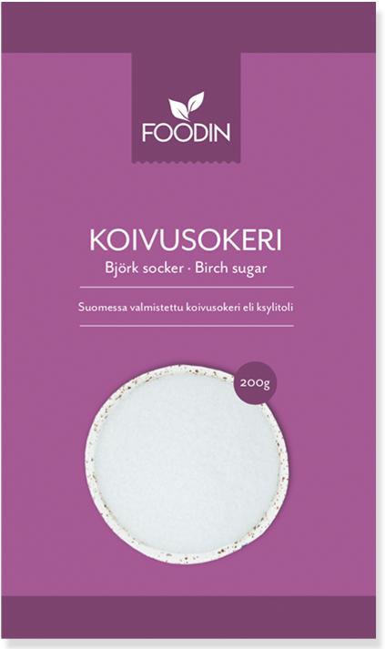 Foodin Birch Sugar 200 g