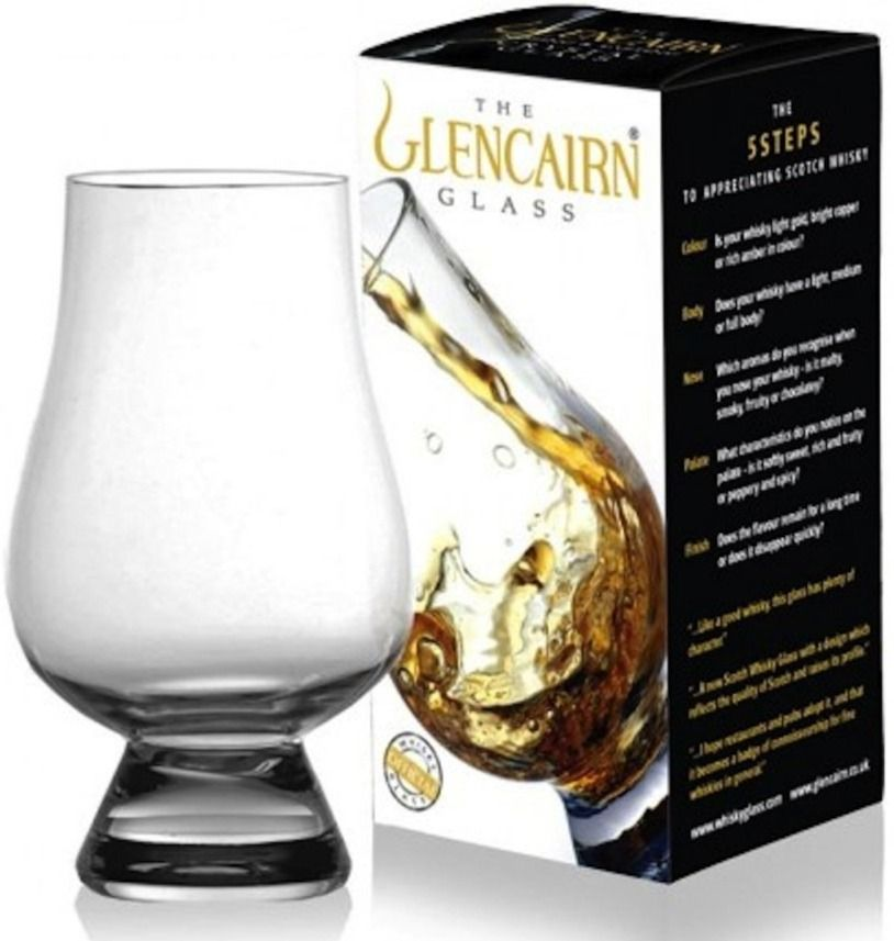 Glencairn Glass whisky glass