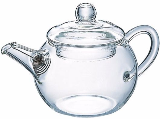 Hario Asian Teapot Round teepannu 180 ml