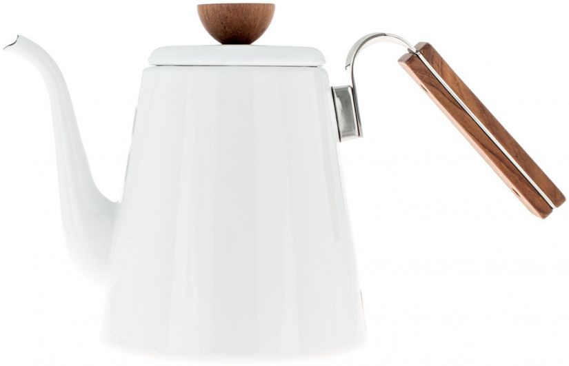Hario Bona Enamel Coffee Drip Kettle 0,8 l