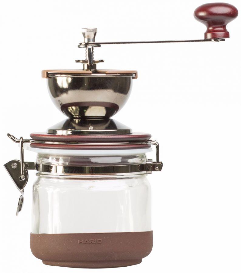 Hario Canister käsikäyttöinen kahvimylly