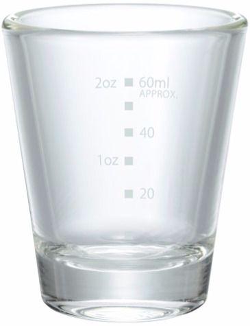 Hario Espresso Shot Glass espressolasi 80 ml