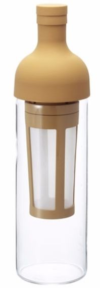 Hario Filter-In Coffee Bottle For Cold Brew 650 ml, Cream