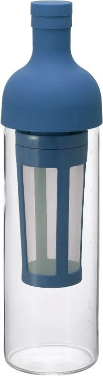 Hario Filter-In Coffee Bottle cold brew kahvipullo 650 ml, sininen