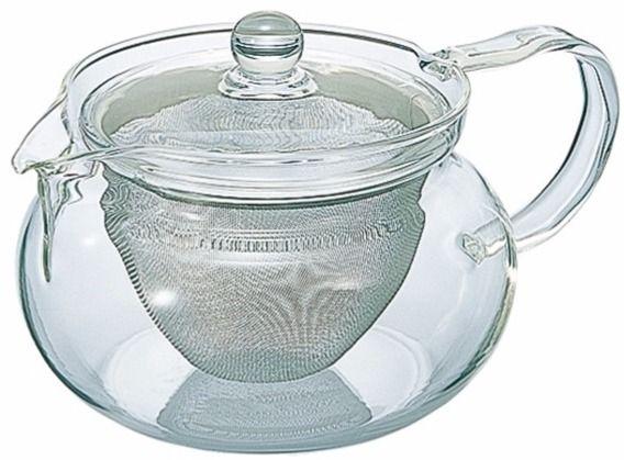 Hario KyusuMaru Teapot 450 ml