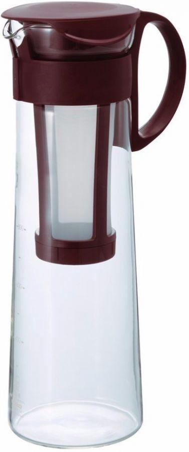 Hario Mizudashi Coffee Pot cold brew kannu 1 l, ruskea
