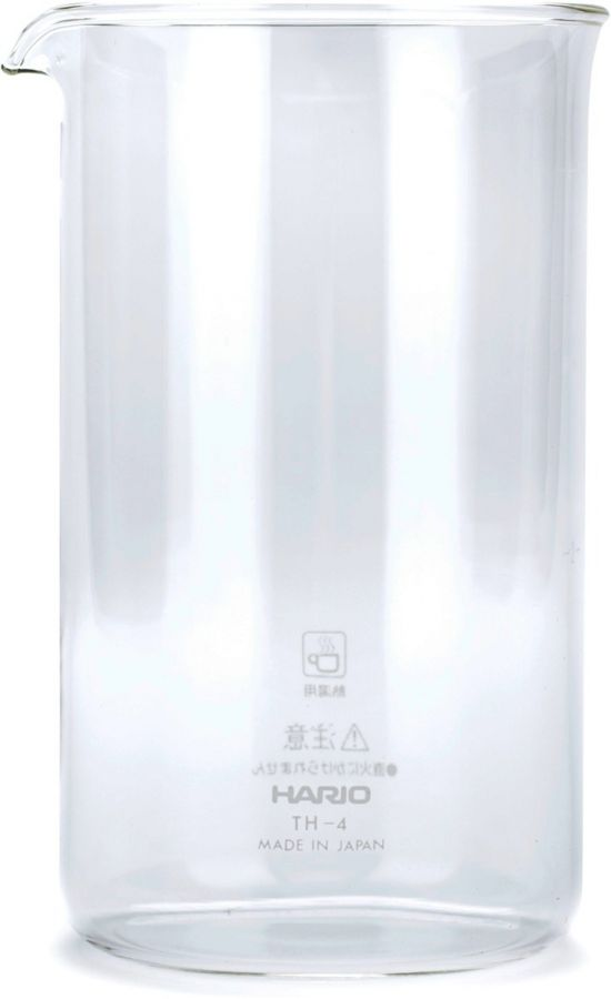 Hario TH-4 pressopannun varalasi, 4 kuppia