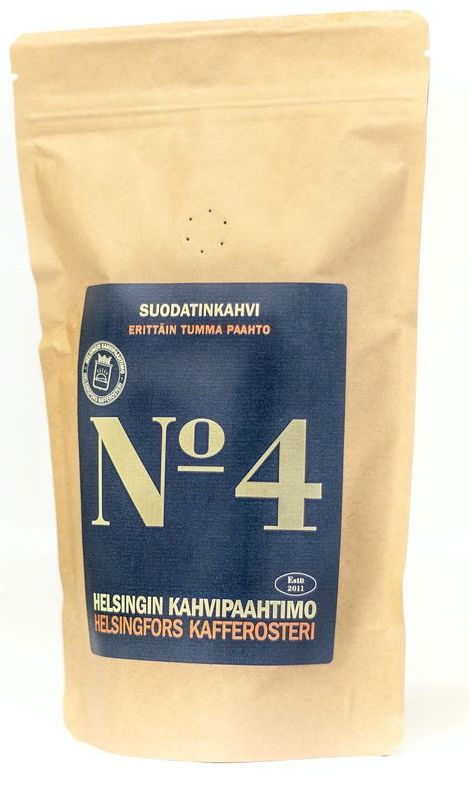 Helsingin Kahvipaahtimo Blend No 4 250 g