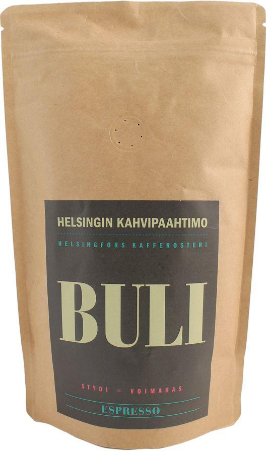 Helsingin Kahvipaahtimo Espresso Buli 250 g