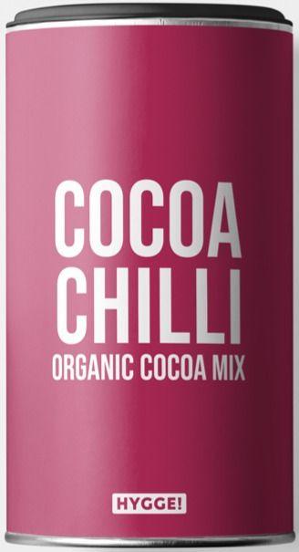 Hygge Organic Cocoa Chilli kaakaojuomajauhe 250 g