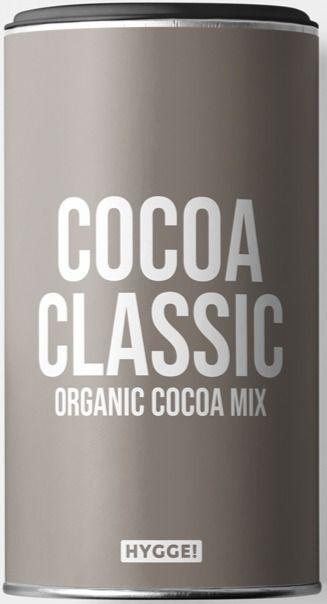 Hygge Organic Cocoa Classic kaakojuomajauhe 250  g